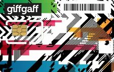 giffgaff SIM Card - O2 Network -  FREE £10Credit  loads of goodybags data calls