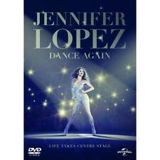 Jennifer Lopez: Dance Again DVD