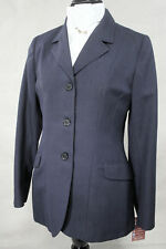Beaufort Light Weight Show Coat, Navy, US Size 34ins Chest Ref: 255-16