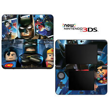 Vinyl Skin Decal Cover for Nintendo New 3DS - Batman Super Heroes
