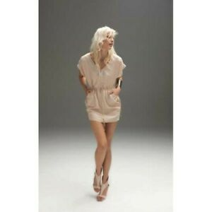 BLESSED ARE THE MEEK - Floating Anorak (PB50901 - Nude size 6)