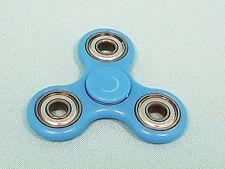 Fidget Spinner Hellblau Finger Hand Kreisel ADHS Anti Stress Spielzeug Spinnerz