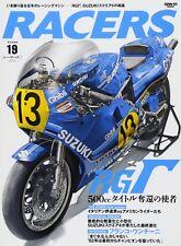 RACERS Vol.19 RGΓ SUZUKI Japanese book