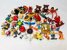 Vintage Toy Lot, Daffy Duck, Kermit, Garfield and Odie, Mr Munch, Character Toys