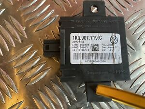 AUDI 8P1 3 DOOR 1.9 2.0 TDI 2008-2012 ANTI THEFT ALARM MODULE 1K0907719C