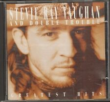 STEVIE Steve RAY VAUGHAN Greatest Hits 11 track CD Little Wing Taxman Cold Shot
