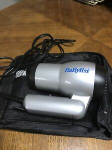 BaByliss Travel Hair Dryer Black