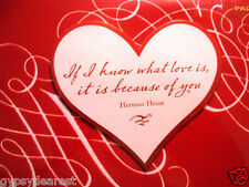 Papyrus Valentine Card If I Know What Love Is It'S Because Of U Gift Treasure