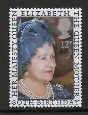 Royalty Great Britain Commemorative Stamps (1980s)
