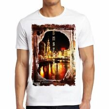Polyester Short Sleeve Crew Neck Fitted T-Shirts for Men