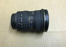 Tokina SD 12-24mm F/4 (IF) DX Zoom Lens for Canon Camera