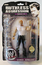 WWE Ruthless Aggression Series 34 - Chris Jericho Wrestling Action Figure