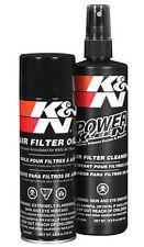 99-5000 K&n Kn Cargador Kit de servicio de limpieza de filtro de aire Aceite de aerosol 204 Ml