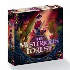 IELLO 513459 - Familienspiel der mysteriöse Wald