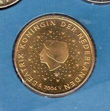 Pays Bas - 2004 - 50 Centimes D'euro FDC Scéllée provenant coffret BU 50 000 ex