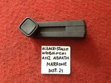 AUTOBIANCHI A112 ABARTH-ELEGAN-ELITE  MANIGLIA ALZACRISTALLO ORIGINALE
