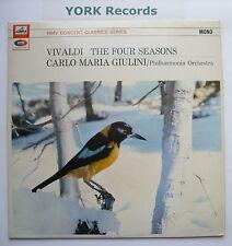 XLP 30058-Vivaldi-Las cuatro estaciones Giulini Philarmonia Orq-ex Disco Lp