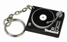 DMC Technics Turntable Deck Keyring DJ Key Ring