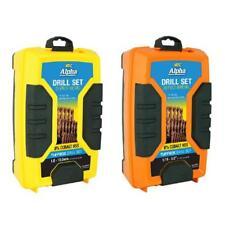 ALPHA COBALT 25 Piece Metric Drill Set Tuffbox Brand 1-13mm