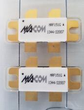 2 transistor MOSFET de RF PC original MACOM MRF151G nuevo