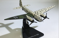 1/144 Scale WWII German Junkers Ju-188 Bomber Aircraft Die Cast 3D Alloy Model