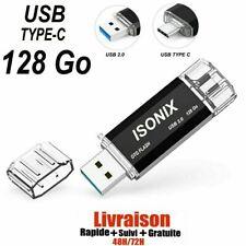 Clé USB 128 / 64 / 32 Go Gb Type C OTG USB Flash Drive pour appareils Android/PC