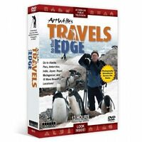 Travels to the Edge with Art Wolfe DVD + Fast Shipping