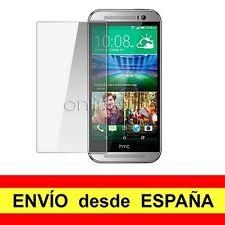 Cristal Templado para HTC ONE M8 Protector Pantalla Vidrio a1872