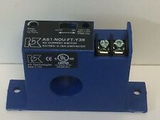 GUARANTEED! NK TECHNOLOGIES AC CURRENT SWITCH AS1-NOU-FT-Y39 0.15A 240V