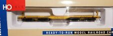 Walthers Union Pacific 66' Heavy-Duty 4-Truck Flat Car