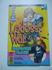 Magazine Manga Collector Lodoss War N°4 [ Version Française ]