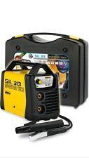 Saldatrice Deca Sil313 Inverter 130a + Valigia + Accessori , Contrassegno Sda !!