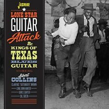 Lone Star Guitar Attack Albert Collins & The Kings of Texas and CD