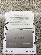 John Lewis / Waitrose £50 Gift Card