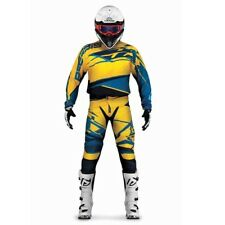 L-32 Set Jersey Trousers Acerbis X-Gear Yellow / Blue Cross Enduro