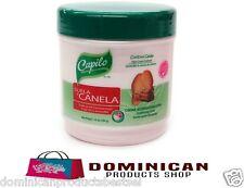 Capilo Sole & Cinnamon (Suela y Canela) Hair Conditioner Cream 16 oz brazil japa