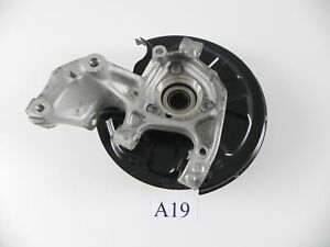 2019 AUDI S3 REAR RIGHT PASSENGER SPINDLE KNUCKLE HUB 5Q0505436 OEM 502 #19 A