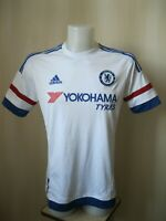Chelsea London 2015/2016 Home Size M Adidas football jersey shirt maillot soccer