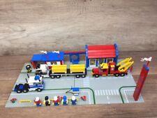 Lego 6393 Big-Rig Truck Stop Werkstatt Car City Stadt Town Classic Town