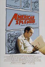 AMERICAN SPLENDOR MOVIE POSTER 1 Sided ORIGINAL 27x40 PAUL GIAMATTI