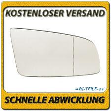 Spiegelglas für OPEL OMEGA B 09/1999-2003 rechts Beifahrerseite asphärisch