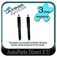 HOLDEN MONARO HG HK HQ HT GTS LE PAIR OF FRONT ULTIMA SHOCK ABSORBERS 1968-1976