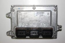 2014 HONDA CR-V CRV / 1.6 D MOTORE COMPUTER ECU 37820-r6f-g13