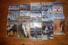 Lotto 39 riviste  Cowboy's Magazine -  Western Side - Equitazione - cavalli