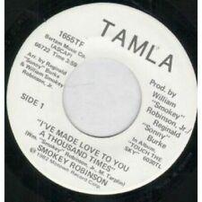 Promo Pop Vinyl-Schallplatten (1980er) mit Single (7 Inch)