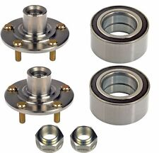 2 Front Wheel Hub Bearing Kits Acura TL CL RSX Type S, V6 Accord, Element DX LX