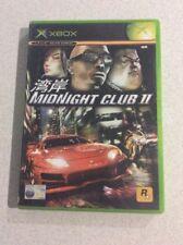 Midnight Club 2 Original Xbox Console Game OXB PAL