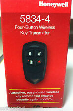 Brand New Honeywell 5834-4 wireless remote Keyfob for any Lynx 3000, 5000 panel