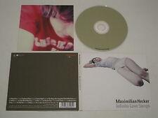 MAXIMILIAN HECKER/INFINITE LOVE SONGS(PIAS 247.0053.020 KY01053CD) CD ALBUM