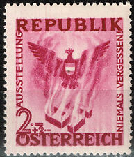 Austria Germany WW2 Liberation in 1945 stamp MNH